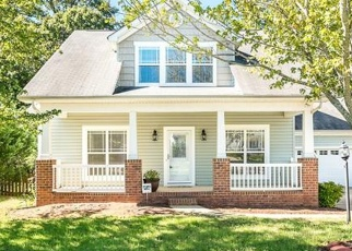 Pre Foreclosure in Matthews 28105 CASTLE CLIFF DR - Property ID: 1093571299