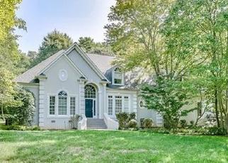Pre Foreclosure in Cornelius 28031 MARY ARDREY CIR - Property ID: 1093615991