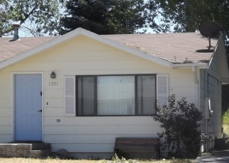 Pre Foreclosure in Elko 89801 CHAPARRAL DR - Property ID: 1094111322