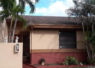 Pre Foreclosure in Miami 33196 SW 152ND AVE - Property ID: 1094541409