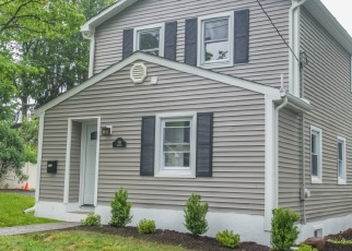 Pre Foreclosure in Township Of Washington 07676 MCKINLEY AVE - Property ID: 1094651794