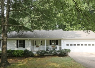 Pre Foreclosure in Cumming 30040 WADE VALLEY WAY - Property ID: 1095950827
