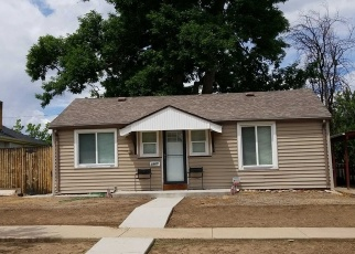 Pre Foreclosure in Englewood 80110 S BANNOCK ST - Property ID: 1096255203