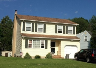 Pre Foreclosure in Trenton 08620 HIRTH DR - Property ID: 1096576685