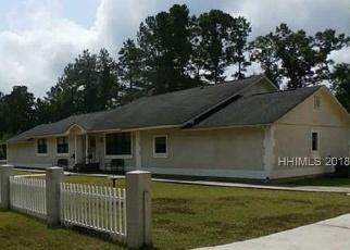 Pre Foreclosure in Ridgeland 29936 OAK PARK RD - Property ID: 1096848214
