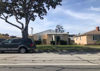 Pre Foreclosure in Whittier 90606 MINES BLVD - Property ID: 1097355395
