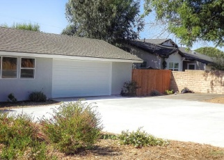 Pre Foreclosure in Thousand Oaks 91360 BRIAR CLIFF RD - Property ID: 1097384748