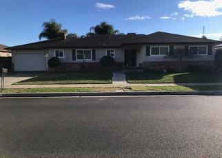 Pre Foreclosure in Fresno 93720 E MINARETS AVE - Property ID: 1097721547