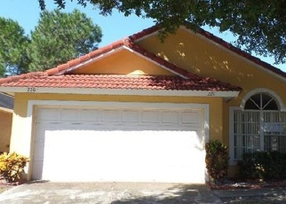 Pre Foreclosure in Orlando 32825 DANVILLE DR - Property ID: 1097891477