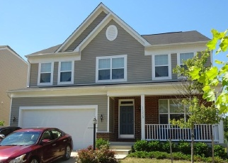 Pre Foreclosure in Brandywine 20613 EVE WAY - Property ID: 1098355288