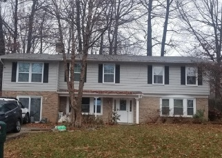 Pre Foreclosure in Glenn Dale 20769 FAIRWAY CT - Property ID: 1098463923