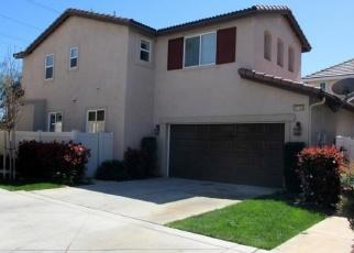 Pre Foreclosure in Murrieta 92563 ASCELLA LN - Property ID: 1098850194