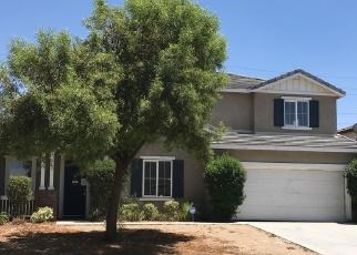 Pre Foreclosure in Moreno Valley 92553 RIO BRAVO RD - Property ID: 1098937356