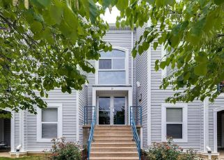 Pre Foreclosure in Annapolis 21403 GREYSTONE CT - Property ID: 1099140580