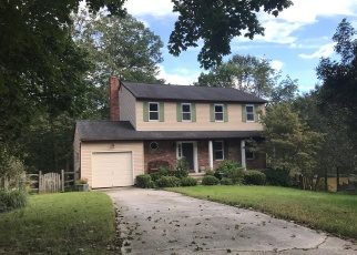 Pre Foreclosure in Arnold 21012 SAINT ANTONS WAY - Property ID: 1099193125