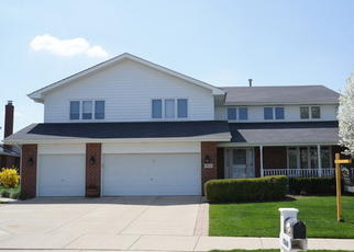 Pre Foreclosure in Tinley Park 60487 GREENVIEW PL - Property ID: 1099542642