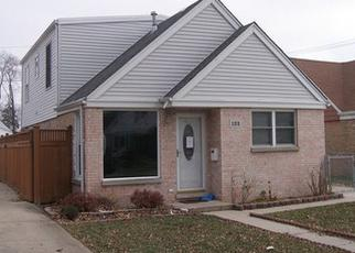 Pre Foreclosure in Bellwood 60104 GENEVA AVE - Property ID: 1100030995