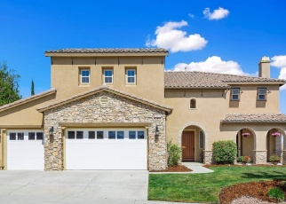 Pre Foreclosure in Corona 92883 TENDER WAY - Property ID: 1100323549