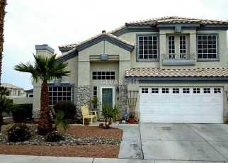 Pre Foreclosure in Las Vegas 89129 HOWARD DADE AVE - Property ID: 1100751900
