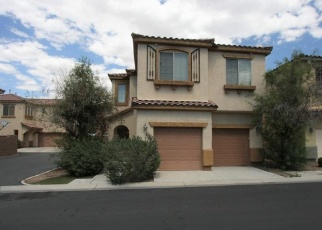 Pre Foreclosure in Henderson 89011 SUMATRA PL - Property ID: 1100756261