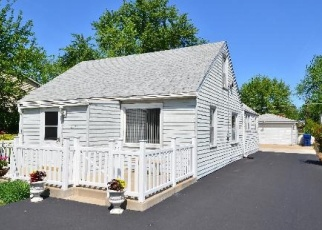Pre Foreclosure in Bridgeview 60455 S ROBERTS RD - Property ID: 1100943724