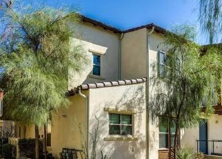 Pre Foreclosure in Palm Desert 92211 PASEO GREGARIO - Property ID: 1101232784