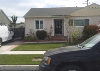 Pre Foreclosure in Long Beach 90808 FAUST AVE - Property ID: 1101341847