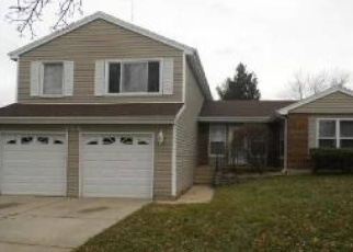 Pre Foreclosure in Glendale Heights 60139 N BRANDON DR - Property ID: 1101425493