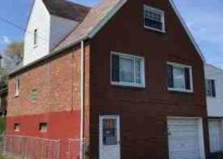 Pre Foreclosure in Clairton 15025 N 3RD ST - Property ID: 1101548563