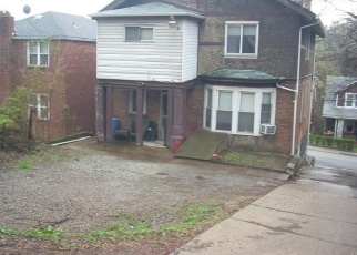 Pre Foreclosure in Pittsburgh 15221 ATLANTIC AVE - Property ID: 1101625197