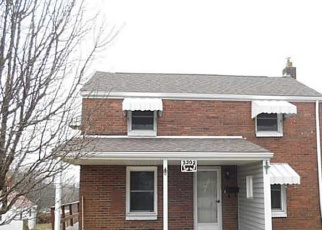 Pre Foreclosure in North Versailles 15137 CYNWOOD PL - Property ID: 1101649737