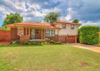 Pre Foreclosure in Oklahoma City 73110 W COE DR - Property ID: 1102058805