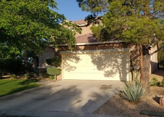 Pre Foreclosure in Mesquite 89027 CANYON DR - Property ID: 1102090330