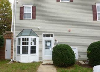 Pre Foreclosure in Crofton 21114 SIMSBURY CT - Property ID: 1102749932