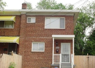 Pre Foreclosure in Oxon Hill 20745 LEVERETT ST - Property ID: 1103253595