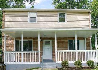 Pre Foreclosure in Lanham 20706 JOHNSON AVE - Property ID: 1103254474