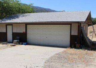Pre Foreclosure in Caliente 93518 CALIENTE BODFISH RD - Property ID: 1103513758