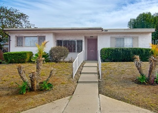 Pre Foreclosure in San Diego 92113 OLIVEWOOD TER - Property ID: 1103530392