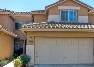 Pre Foreclosure in Chula Vista 91914 LAGO VENTANA - Property ID: 1103913174