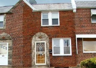 Pre Foreclosure in Philadelphia 19124 E CHELTENHAM AVE - Property ID: 1104222387