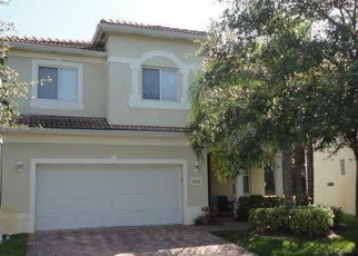 Pre Foreclosure in West Palm Beach 33404 CENTER STONE LN - Property ID: 1104720364