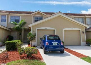 Pre Foreclosure in Lake Worth 33463 SIENNA SPRINGS DR - Property ID: 1104768546