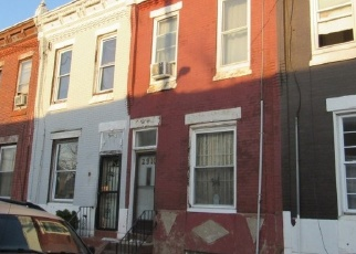Pre Foreclosure in Philadelphia 19133 N HOWARD ST - Property ID: 1104783430