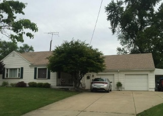 Pre Foreclosure in Youngstown 44514 BEECHWOOD DR - Property ID: 1104845630