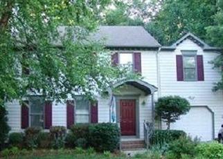 Pre Foreclosure in Greensboro 27407 DOWNING RIDGE CT - Property ID: 1105119356
