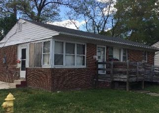 Pre Foreclosure in Indian Head 20640 ELLERBE DR - Property ID: 1105555592