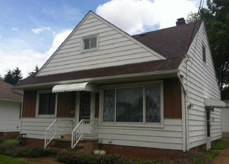 Pre Foreclosure in Cleveland 44134 SNOW RD - Property ID: 1105678660