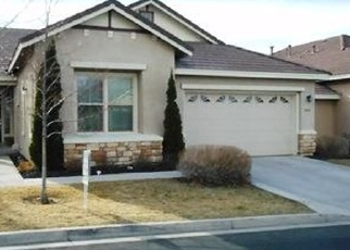 Pre Foreclosure in Sparks 89436 QUINTESSA CT - Property ID: 1105873557