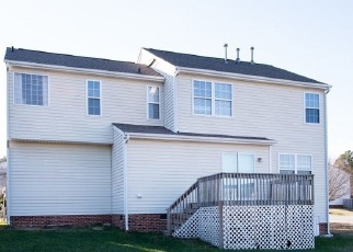 Pre Foreclosure in Raleigh 27616 FAWN GLEN DR - Property ID: 1105973412