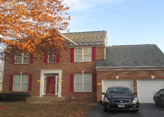 Pre Foreclosure in Bowie 20716 AZIMUTH CT - Property ID: 1106115311